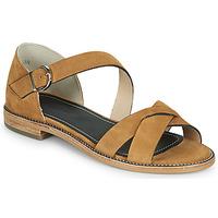 Schuhe Damen Sandalen / Sandaletten Muratti RAVILLE Braun,