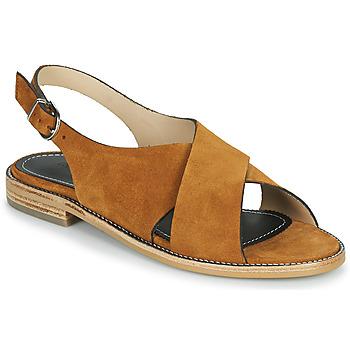 Schuhe Damen Sandalen / Sandaletten Muratti RAVILLOLES Kognac