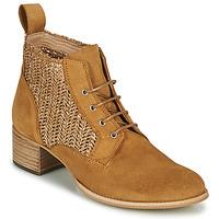 Schuhe Damen Boots Muratti REAUX Braun,