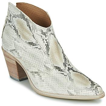 Schuhe Damen Boots Muratti REBRECHIEN Antrazit