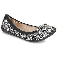 Schuhe Damen Ballerinas Les Petites Bombes AVA Bunt