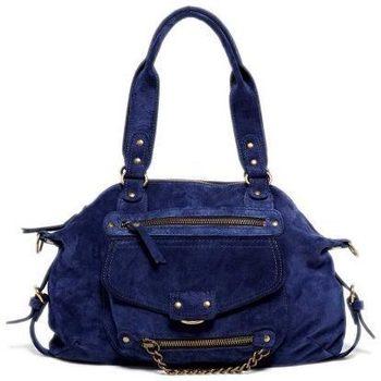 Sacs Femme Sacs porté main Abaco Paris MINI ODELIA bleu