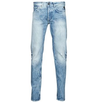 Kleidung Herren Straight Leg Jeans Replay WIKKBI Blau