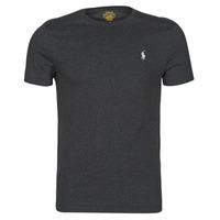 Abbigliamento Uomo T-shirt maniche corte Polo Ralph Lauren T-SHIRT AJUSTE COL ROND EN COTON LOGO PONY PLAYER
