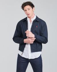 Vêtements Homme Blousons Polo Ralph Lauren BLOUSON BAYPORT EN COTON LEGER LOGO PONY PLAYER