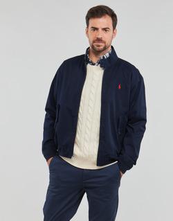 Vêtements Homme Blousons Polo Ralph Lauren BLOUSON BARACUDA COTON DOUBLE LOGO PONY PLAYER