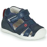 Schuhe Jungen Sandalen / Sandaletten Biomecanics 212144 Marineblau