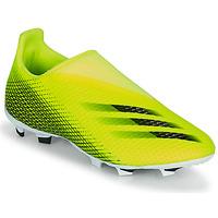 Schuhe Kinder Fußballschuhe adidas Performance X GHOSTED.3 LL FG J Gelb