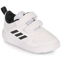Schuhe Kinder Sneaker Low adidas Performance TENSAUR I Weiß