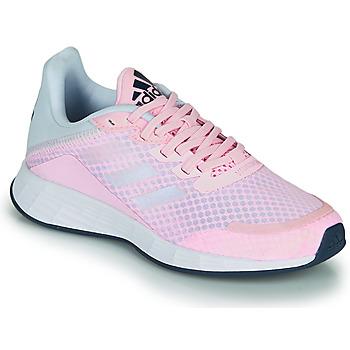 Schuhe Mädchen Sneaker Low adidas Performance DURAMO SL K