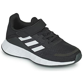 Schuhe Kinder Sneaker Low adidas Performance DURAMO SL C Weiß
