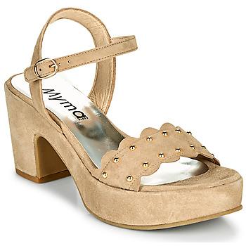 Chaussures Femme Sandales et Nu-pieds Myma POULIDOU