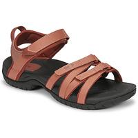Schuhe Damen Sandalen / Sandaletten Teva TIRRA Koralle