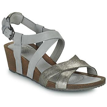 Chaussures Femme Sandales et Nu-pieds Teva MAHONIA WEDGE CROSS STRAP ML