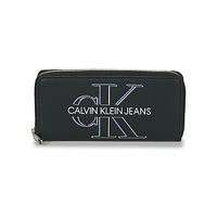 Taschen Damen Portemonnaie Calvin Klein Jeans ZIP AROUND GLOW