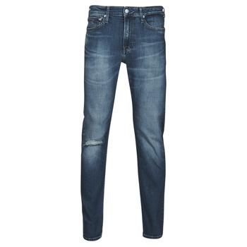 Abbigliamento Uomo Jeans dritti Calvin Klein Jeans SLIM TAPER