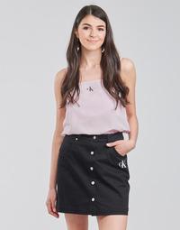 Vêtements Femme Tops / Blouses Calvin Klein Jeans MONOGRAM CAMI TOP