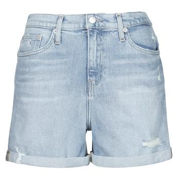 Abbigliamento Donna Shorts / Bermuda Calvin Klein Jeans MOM SHORT