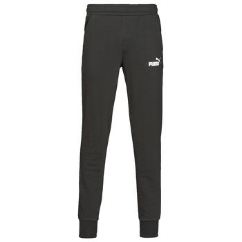 Abbigliamento Uomo Pantaloni da tuta Puma ESS LOGO SLIM PANT LOGO FL CL