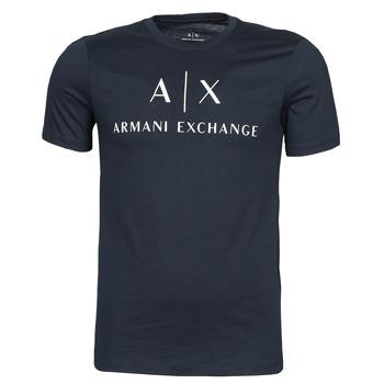 Vêtements Homme T-shirts manches courtes Armani Exchange 8NZTCJ-Z8H4Z