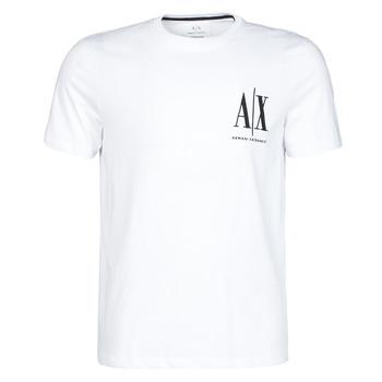 Vêtements Homme T-shirts manches courtes Armani Exchange 8NZTPH-ZJH4Z