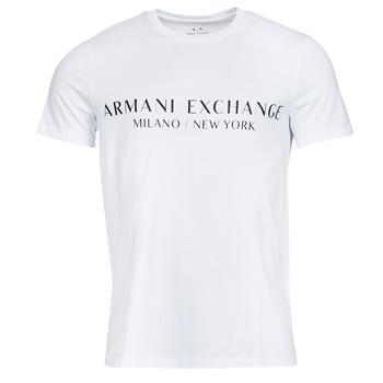Vêtements Homme T-shirts manches courtes Armani Exchange 8NZT72-Z8H4Z