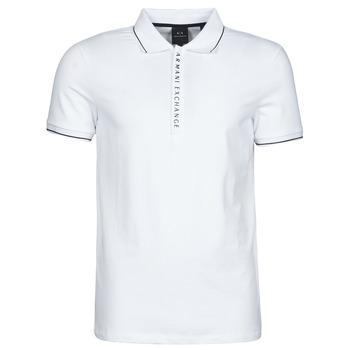 Abbigliamento Uomo Polo maniche corte Armani Exchange 8NZF71-ZJH2Z