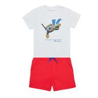Kleidung Jungen Kleider & Outfits Polo Ralph Lauren SOULA Bunt