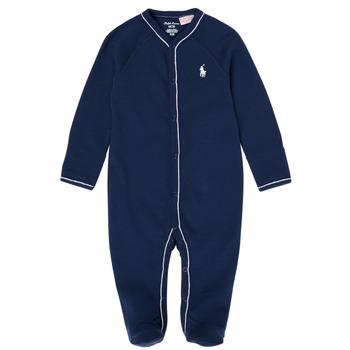 Kleidung Jungen Pyjamas/ Nachthemden Polo Ralph Lauren LOLLA Marineblau