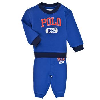 Vêtements Garçon Ensembles enfant Polo Ralph Lauren NOELLE