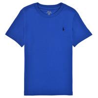 Abbigliamento Bambino T-shirt maniche corte Polo Ralph Lauren ELIVA