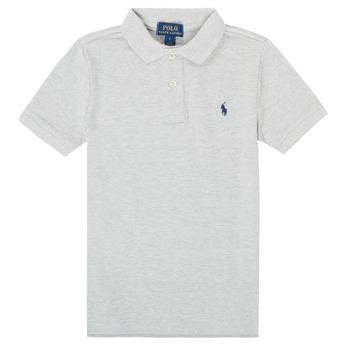 Vêtements Garçon Polos manches courtes Polo Ralph Lauren FRANCHI