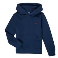 Kleidung Jungen Sweatshirts Polo Ralph Lauren SONNA Marineblau