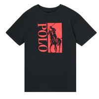 Kleidung Jungen T-Shirts Polo Ralph Lauren CROPI