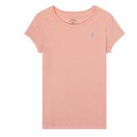 Kleidung Mädchen T-Shirts Polo Ralph Lauren SIDONIE