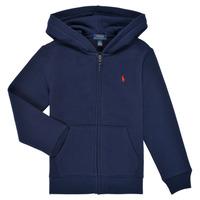 Kleidung Jungen Sweatshirts Polo Ralph Lauren SIDOINE Marineblau