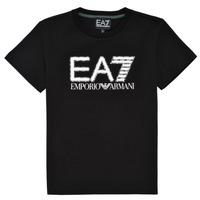 Vêtements Garçon T-shirts manches courtes Emporio Armani EA7 3KBT53-BJ02Z-1200