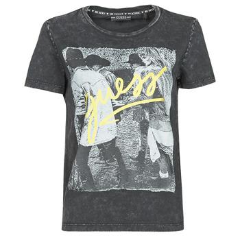 Abbigliamento Donna T-shirt maniche corte Guess SS CN PAULA TEE