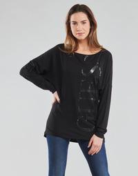 Abbigliamento Donna T-shirts a maniche lunghe Guess LS KAROLINA TEE