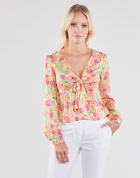Abbigliamento Donna Top / Blusa Guess NEW LS GWEN TOP
