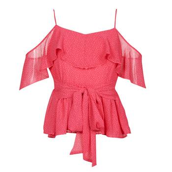 Kleidung Damen Tops / Blusen Guess SL PAULINA TOP
