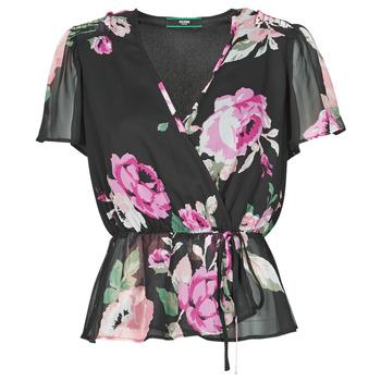 Vêtements Femme Tops / Blouses Guess SS NEREA TOP
