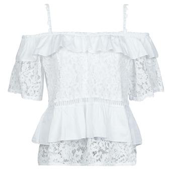 Abbigliamento Donna Top / Blusa Guess SS NEW OLIMPIA TOP