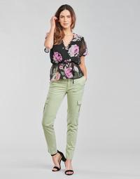 Abbigliamento Donna Pantalone Cargo Guess SEXY CARGO PANT