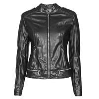 Vêtements Femme Vestes en cuir / synthétiques Guess NEW TAMMY JACKET