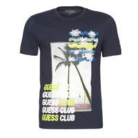 Abbigliamento Uomo T-shirt maniche corte Guess GUESS CLUB CN SS TEE