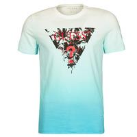 Abbigliamento Uomo T-shirt maniche corte Guess PALM BEACH CN SS TEE