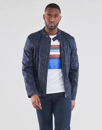 Vêtements Homme Blousons Guess STRETCH BIKER