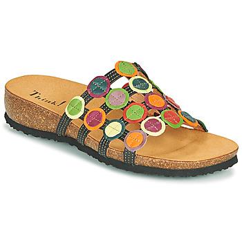 Schuhe Damen Sandalen / Sandaletten Think JULIA Rot