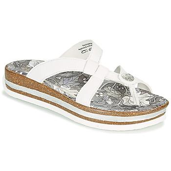 Schuhe Damen Sandalen / Sandaletten Think ZEGA Weiß